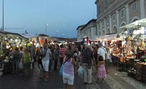 Saint Agostino fair