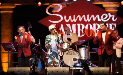 Summer Jamboree – from July 30 to August 8